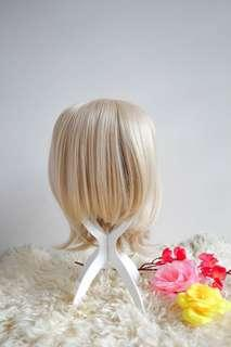 Platinum Blonde Cosplay Wig