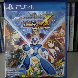 PS4 - Megaman X Legacy Collection