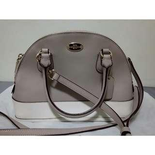 Authentic Coach Hand and Sling Bag