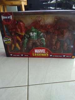 House of M marvel legends