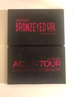 Australi's Contour and Brown Eye shadow Palette