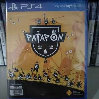 PS4 - Patapon