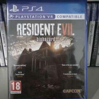 PS4 - Resident Evil VII Biohazard
