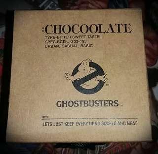 CHOCOOLATE x GHOSTBUSTERS桌面吸塵器【別注版/80*70mm】