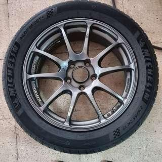 Jual Velg Advan RZ (Velg only)