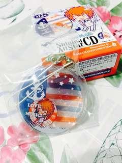 Uta no Prince Sama Utapri Shining All Star CD Gel Charm Collection Otaya Ittoki
