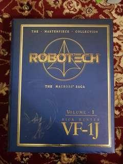 Macross Robotech VF-1J Rick Hunter