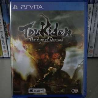(BN) PS Vita - Toukiden: Age Of Demons