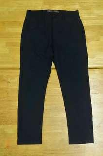 (29) Zara Man Slim Fit Casual Pants