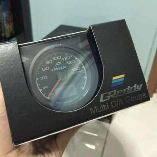 Greddy gauge meter