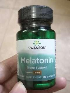Melatonin 3mg 120 capsules (sealed)