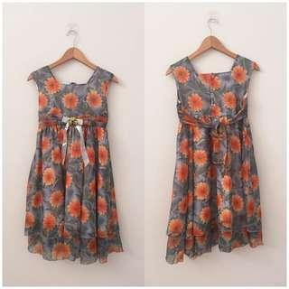 VINTAGE DRESS [SECOND]