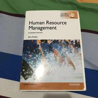 Human Resource Management 14th Edition Pearson