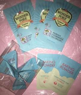 Etude House face products