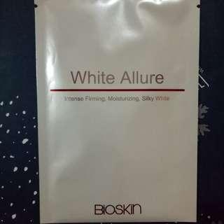 BIOSKIN WHITE ALLURE FACE MASK