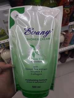 GREENTEA SHOWER CREAM