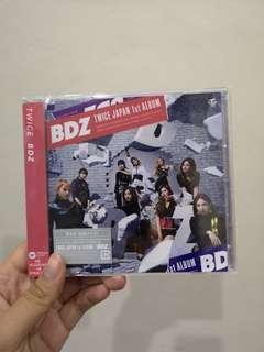 Twice bdz normal version ready stock