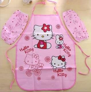 Hello Kitty Toddler Apron