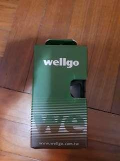 WELLGO M142 bicycle pedals