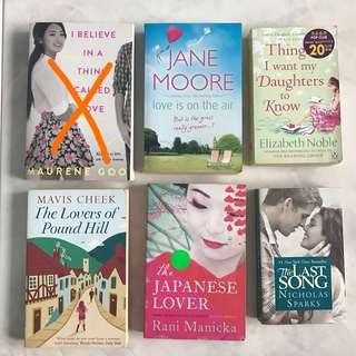 🌸CLEARANCE🌸 BOOKS