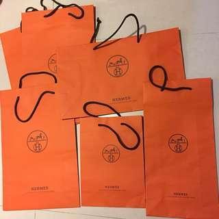 全新🆕Hermes 紙袋 paper bags