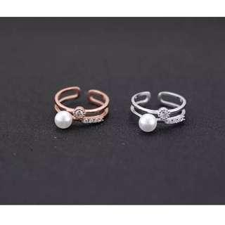 Shaley 925 silver sterling ring