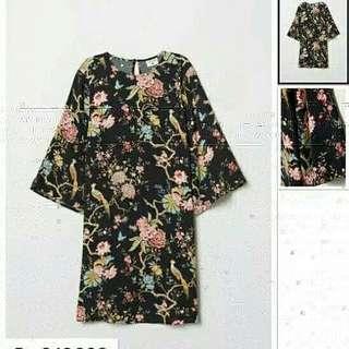 HM dress floral