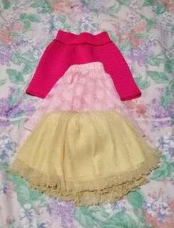 Take All Skirt 2-3 yrs