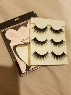 High quality false eyelashes