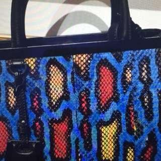 Fendi Snake Skin Bag