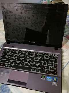 Lenovo laptop in good condition