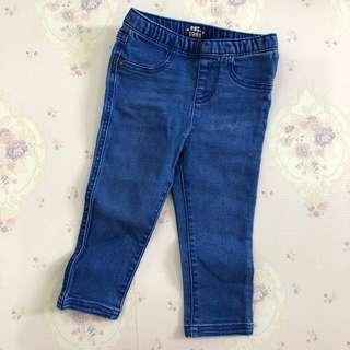 Preloved Mothercare Baby Jeans