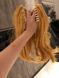 🚚 Wig Halloween/cosplay