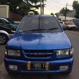 Isuzu Panther LS Turbo 2.5 AT 2001