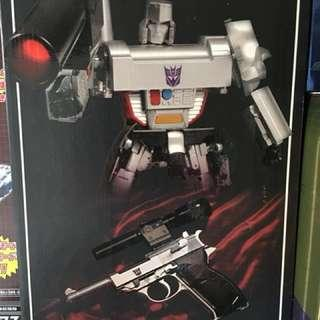 Transformers Masterpiece Megatron MP-5