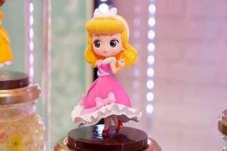 預訂 1月 Banpresto 日版 Q posket Petit 迷你版 Disney 迪士尼 公主系列 灰姑娘 Cinderella Pink Gown