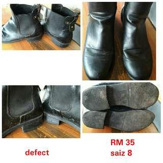 Boots RM 25 FREE POSTAGE