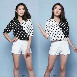Kusama blouse