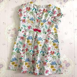 Preloved Poney Floral Dress