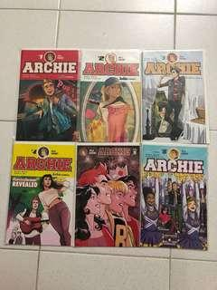 Archie Comics Set