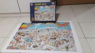 puzzle for fun by Jumbo