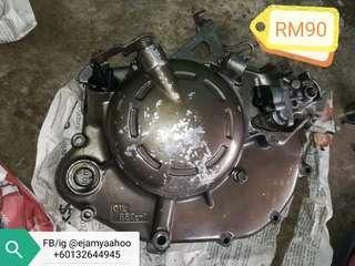 Casing Clutch 125z + Oil Pump