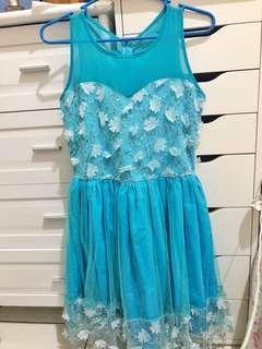 Elsa dress for teens