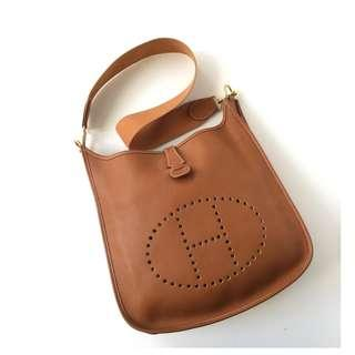 Authentic Hermes Evelyne GM