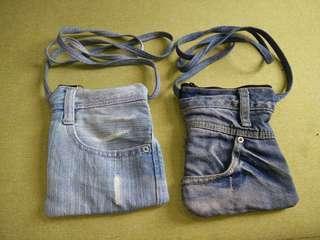 Sling Bag Jeans