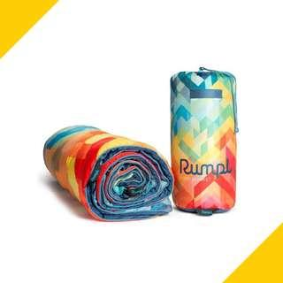 Original Printed Puffy Blanket - T- Geo