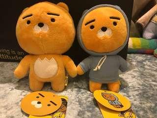 Kakao Friends - Ryan Soft Toys