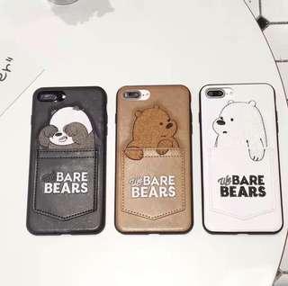 We Bare Bears IPhones Case