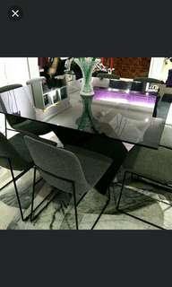 Modern Elegant Dining Table