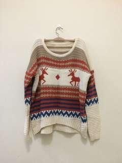 Knitted Sweater #3x100 #under90